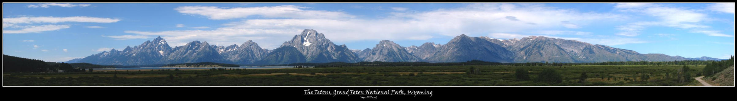 The Tetons by viper007bond