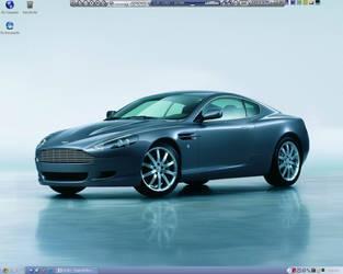 My Desktop As Of 2003-10-18 by viper007bond