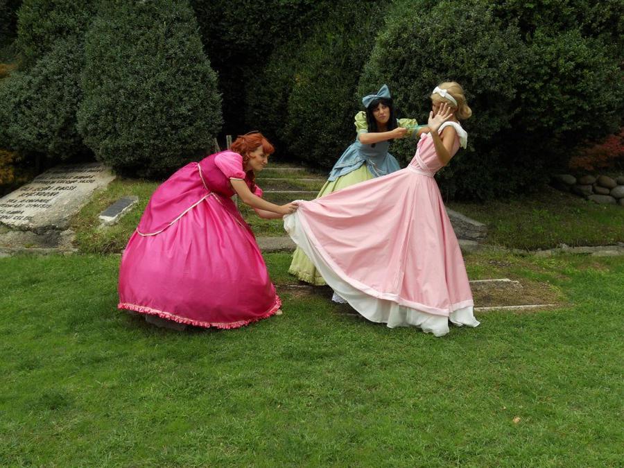 Next Operation Destroy Cinderella by RikaHaruMoonbeam