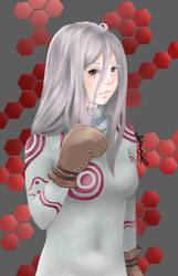 Shiro - Deadman Wonderland (2) by kirinasan