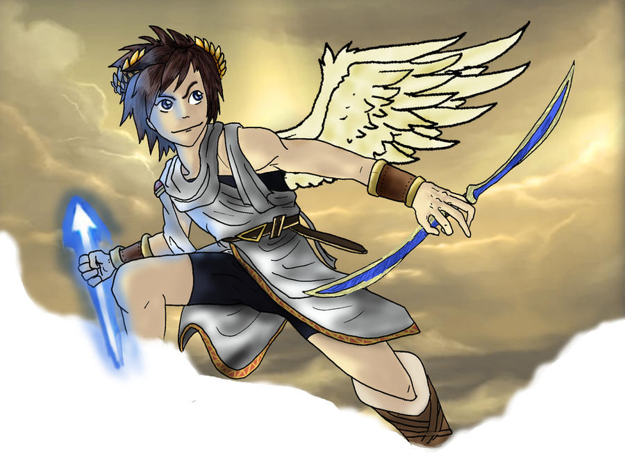 Kid Icarus By Pirate Assassin