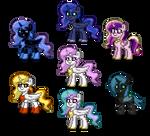 Pony Town : Alicorns