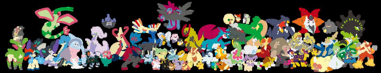 Favourite Pokemons