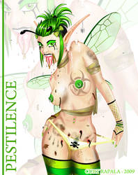 Pestilence by Gillbob316