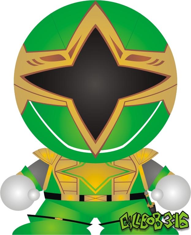 Ninja Storm Green By Gillbob316 On Deviantart
