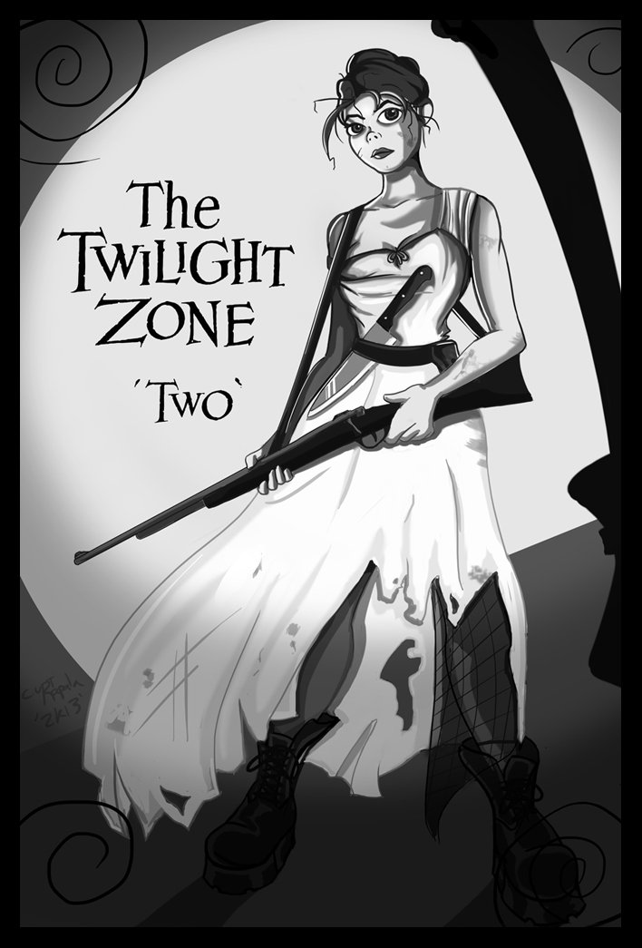 The Twilight Zone - Two by Gillbob316