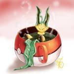 Leafeon Herbal Tea