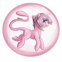 MLP Mew by Bean-Sprouts