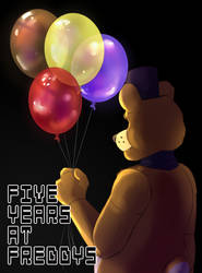 -5 years at Freddys-