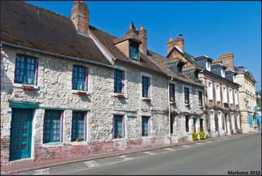La Bouille by Markotxe