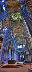 Rouen cathedral by Markotxe