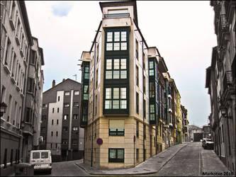 Immeuble de Gijon by Markotxe