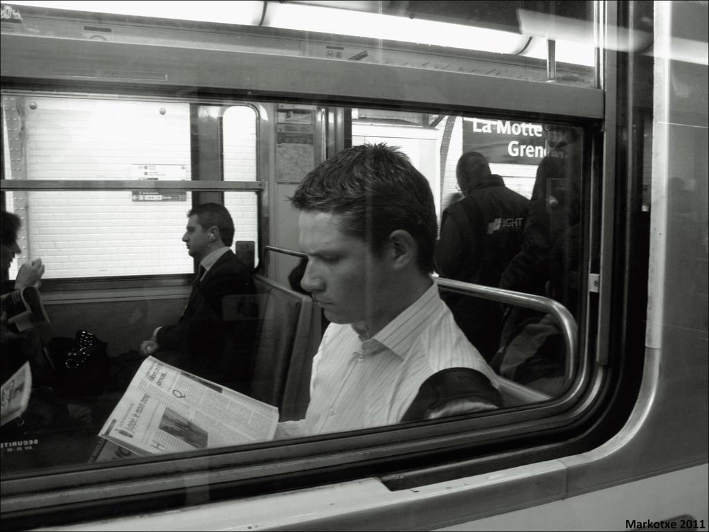 Underground by Markotxe