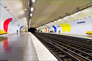 Station de Metro by Markotxe