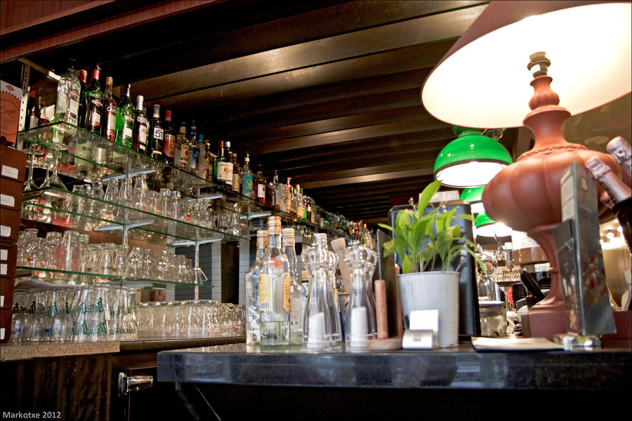 Encore un bar by Markotxe
