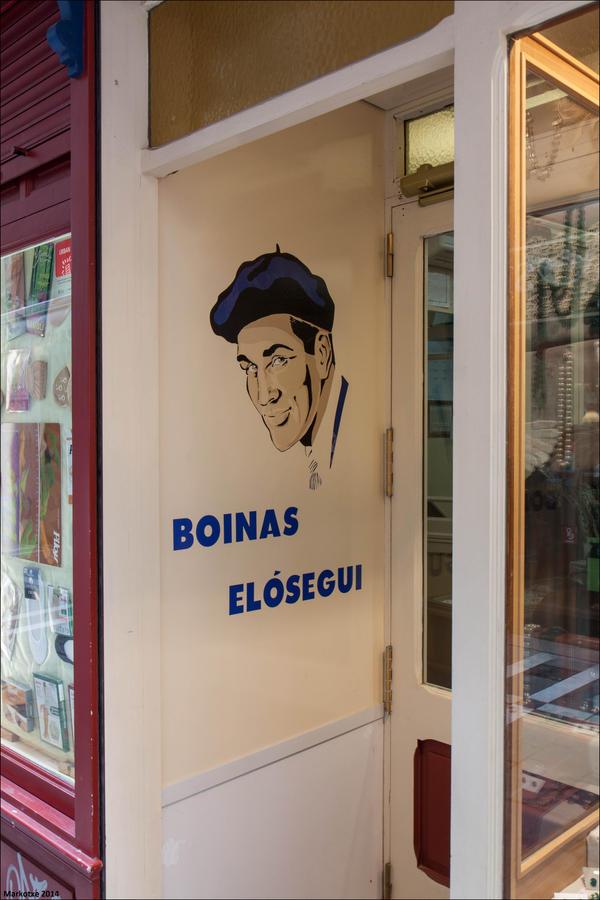 Boinas by Markotxe