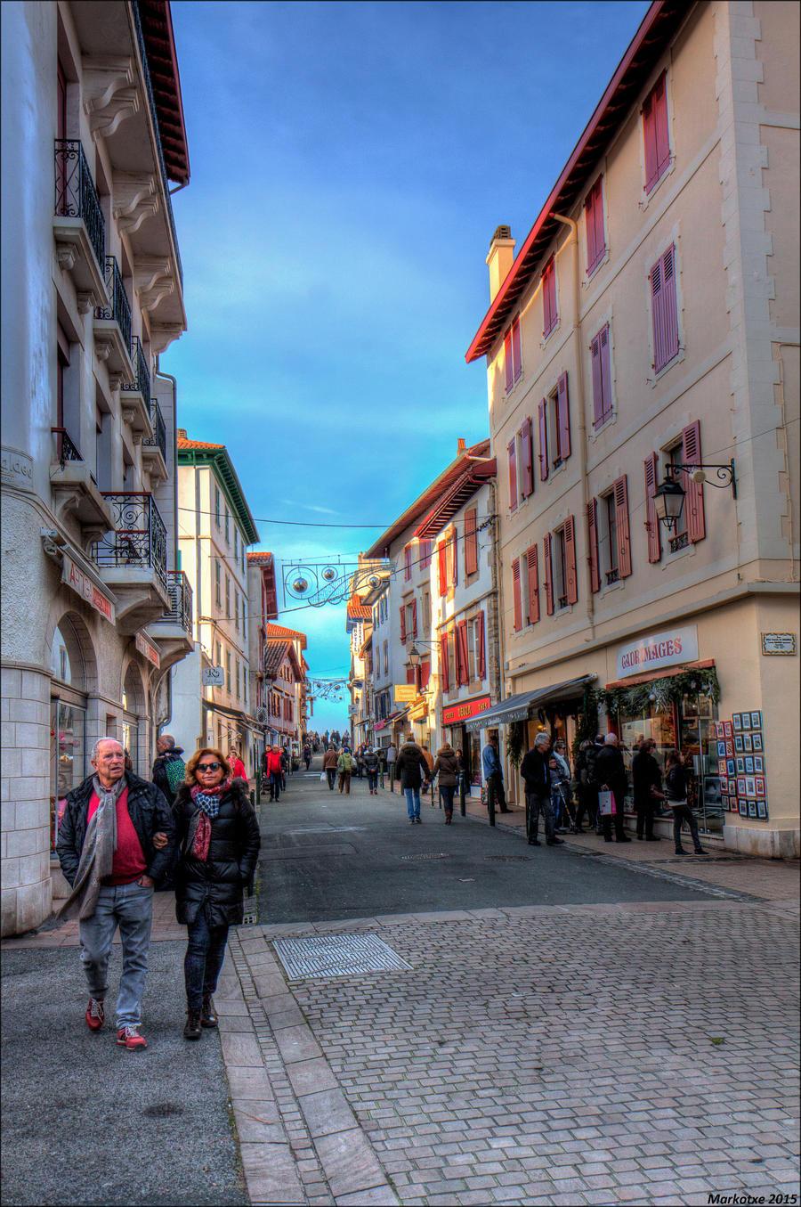 Rue Joseph Garat by Markotxe
