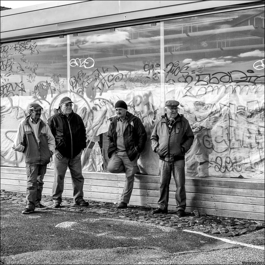 4 companheiros by Markotxe