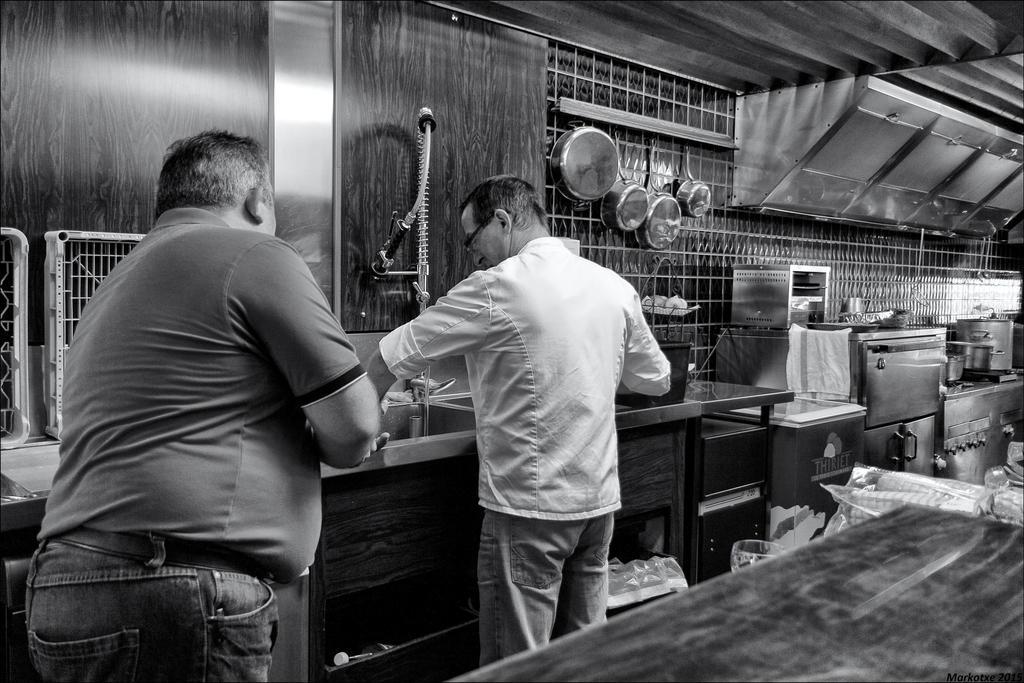 Cuisine de La Coupole by Markotxe