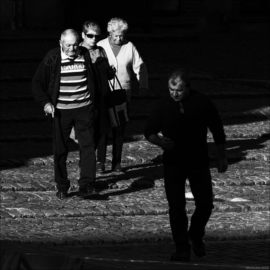 Jeu avec le soleil by Markotxe