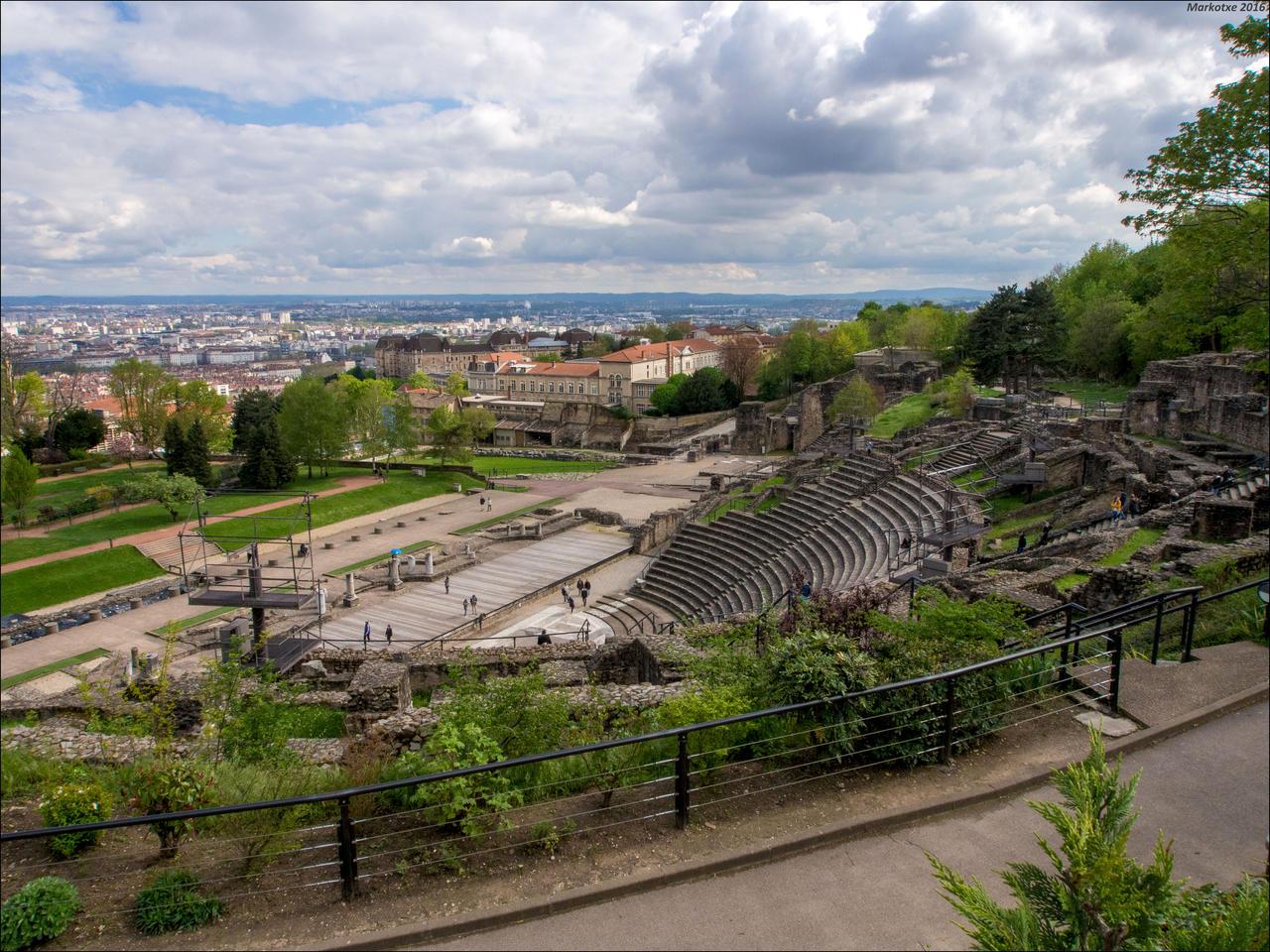 Lyon romain 09 by Markotxe
