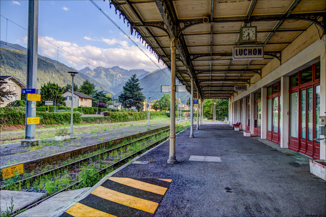 Luchon station 05 by Markotxe