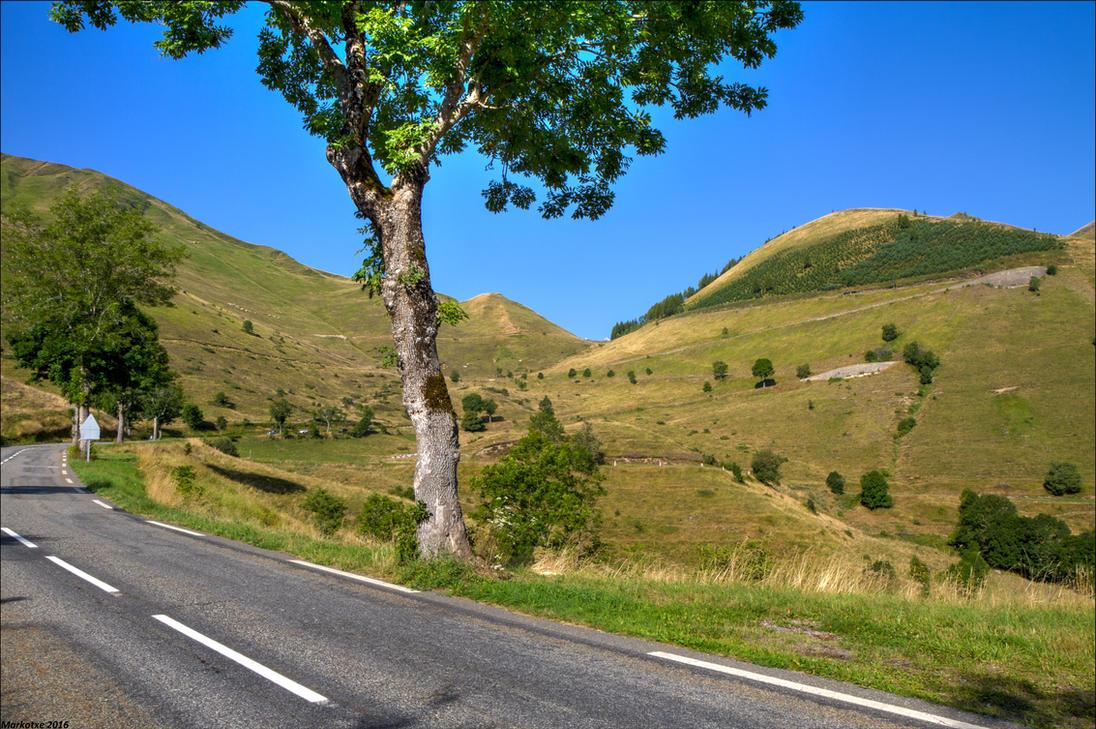 Col de Peyresourde by Markotxe