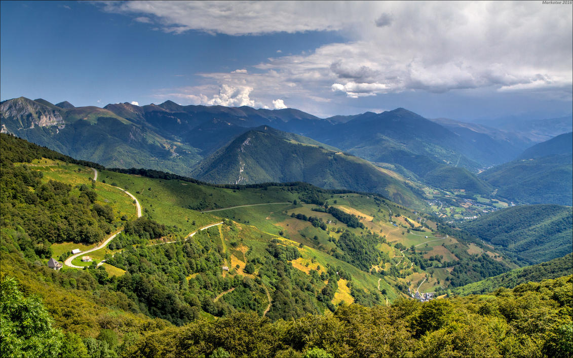 Col d'Aspin 1 by Markotxe