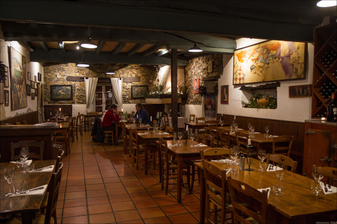 La ferme basque by Markotxe