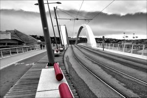 Pont Raymond Barre by Markotxe