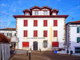 La maison basque by Markotxe