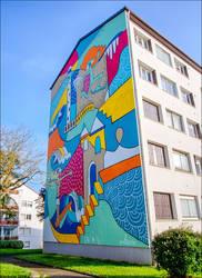 My neighborhood 35 by Markotxe