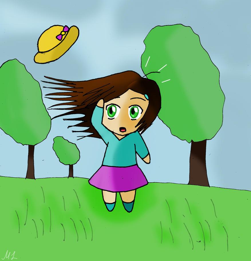 A windy day... by MashiL on DeviantArt
