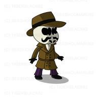 GF - W - Rorschach Dipper by TigerBlack62