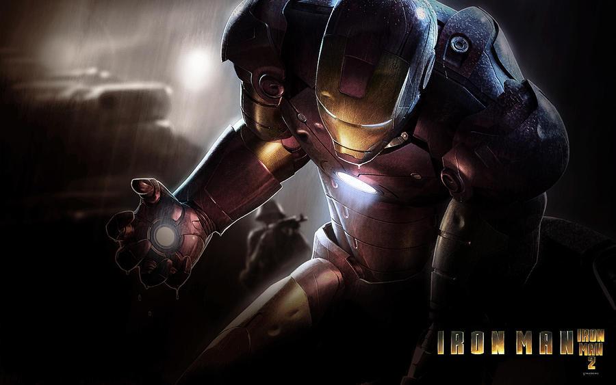 Iron Man Wallpaper 34447: Iron Man 2 Wallpaper By Robrey10 On DeviantArt