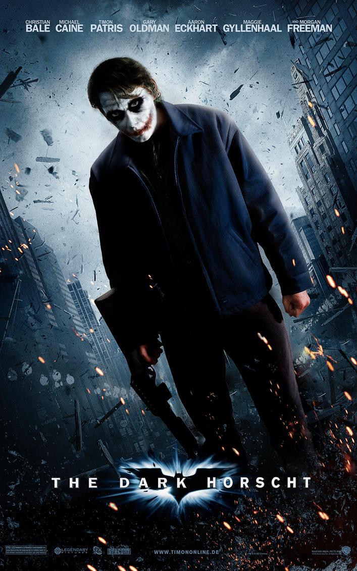 The Dark Knight - Joke...