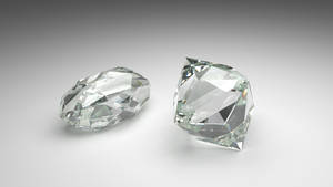 3D Diamonds by Agetian