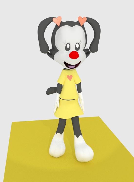 [WIP] Laffy 3D Model by Agetian