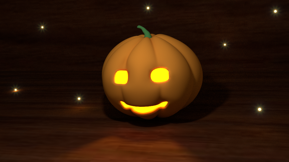 Happy Halloween! by Agetian