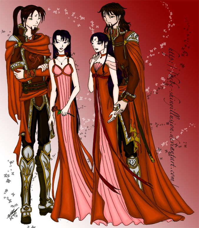 Mars family by Hebe-shinyillusion on DeviantArt
