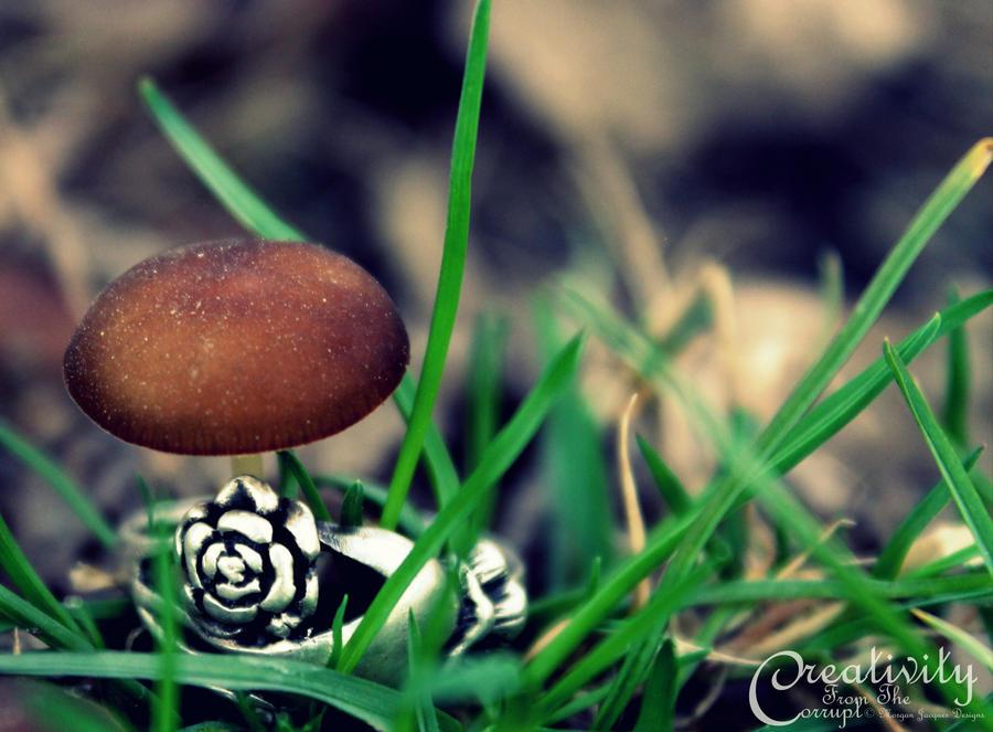 Diamond Fungus by CreativityFTCorrupt