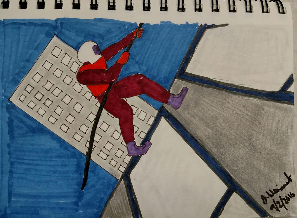 Dream Climber by jweinrub