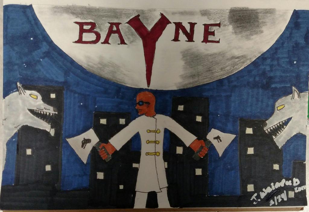 Bayne Fan Art by jweinrub
