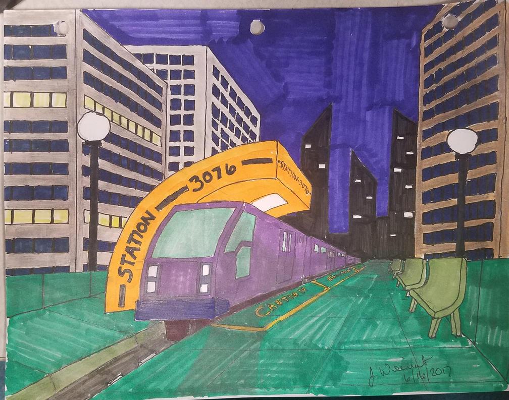 Station 3076 by jweinrub