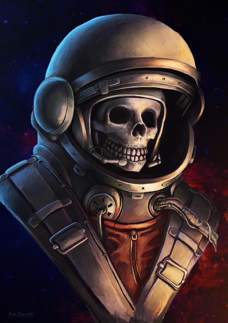 Dead Cosmonaut by darthMefisto