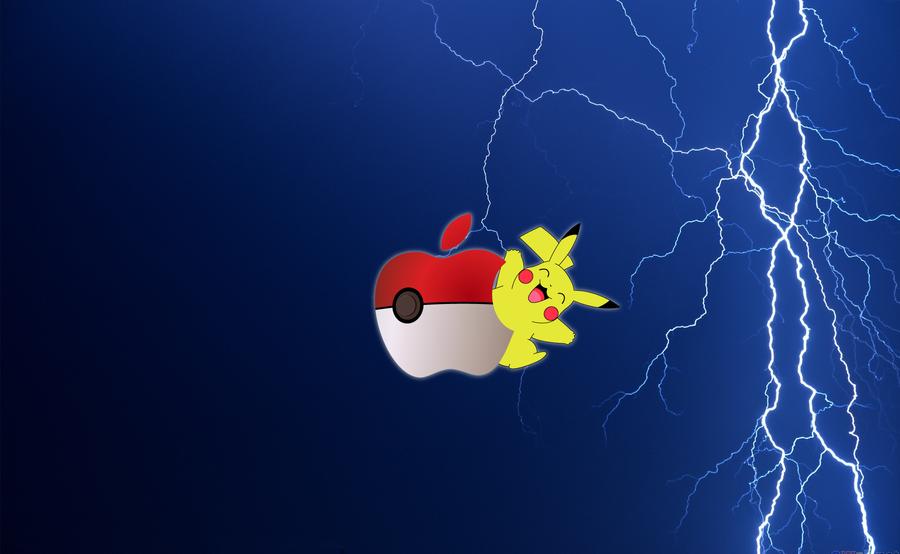 Pikachu Mac wallpaper by MmeBloodbank on DeviantArt Wailord Pokemon