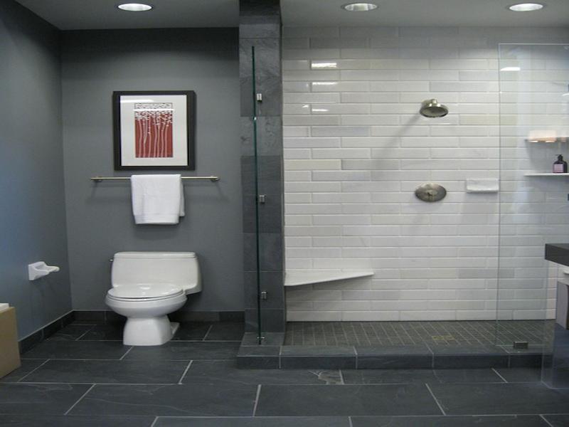 White Shower Tile. Blue Subway Shower Tiles Frame Two White Glass ...