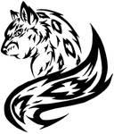 Tribalize snow leopard