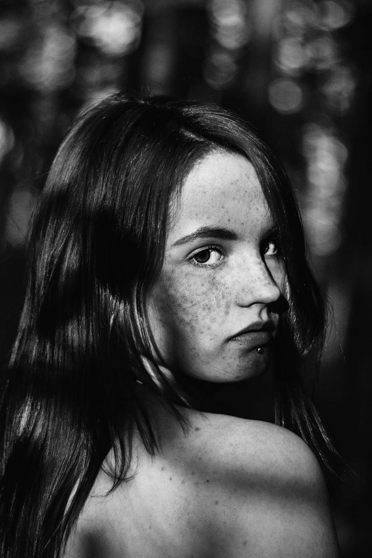 freckles by mrausrau