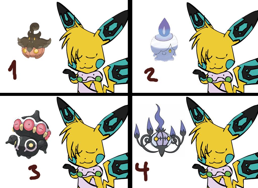 Mystery Match by Pikacshu